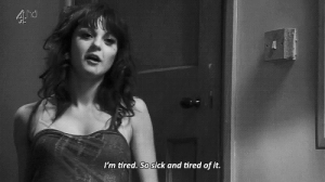 Http, Sick, and Net: ha  I'm tired. So sick and tired of it http://iglovequotes.net/