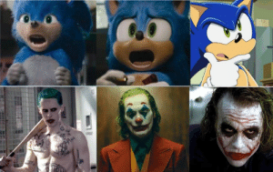 Why so serious?: HAHA Why so serious?