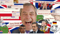 Brexit: HAHAHAHAHAHAHA MPLMNG YOU  EVEN HAVE A SAY  Brexit is never going to happen Anonymous (D  WecMP  uess which side theyre going to vote for  Nope, stay wins Betcucks  BREXIT Anonymous (D RPKZ  06/15/1  literally have no faith in you Brits to actually leave the EU  Sorry Bongs,  you aren't leavin  Brexit is never going to  happen  I hope Brexit fails