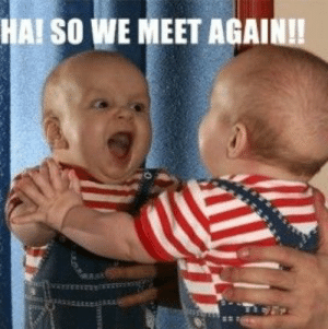 Funny, Memes, and Jokes: HAI SO WE MEET AGAIN!! Just Try Not To Smile!  [Funny Clean Joke]  😂 #funny #memes #jokes