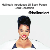 """Fathers Day, Memes, and Mother's Day: Hallmark Introduces Jill Scott Poetic  Card Collection  @balleralert Hallmark Introduces Jill Scott Poetic Card Collection -blogged by @BenitaShae ⠀⠀⠀⠀⠀⠀⠀⠀⠀ ⠀⠀⠀⠀⠀⠀⠀⠀⠀ With Valentine's Day just around the corner, Hallmark and JillScott have teamed up to release a poetic card collection. The Jill Scott Collection will be part of the Mahogany line. Their intention is to bring """"seasonal sentiments, encouragement and colorful lyricism"""" to shelves across the country. ⠀⠀⠀⠀⠀⠀⠀⠀⠀ ⠀⠀⠀⠀⠀⠀⠀⠀⠀ """"The Mahogany brand is genuine, progressive and optimistic – values that are important to me and reflected in my music and poetry, and now, through my card collection,"""" Scott said in a statement. """"I was inspired by highlights within my own life – love, marriage, motherhood – in the writing behind these cards, and I am excited to be involved in a project that will give others another way to express their love to the people that matter most to them."""" ⠀⠀⠀⠀⠀⠀⠀⠀⠀ ⠀⠀⠀⠀⠀⠀⠀⠀⠀ Philip Polk, Hallmark's VP of Multicultural Strategy, said the company picked Scott because she celebrates the important relationships in her life. ⠀⠀⠀⠀⠀⠀⠀⠀⠀ ⠀⠀⠀⠀⠀⠀⠀⠀⠀ """"Ms. Scott is more than a singer, songwriter and actress – among other things, she is a busy mom and wife, like many Hallmark shoppers who cherish and celebrate the important relationships in their lives, and this card collection is a reflection of that,"""" he said. ⠀⠀⠀⠀⠀⠀⠀⠀⠀ ⠀⠀⠀⠀⠀⠀⠀⠀⠀ """"Through this partnership, we were able to combine Mahogany cards' messages rooted in inspiration, positivity and cultural connection with Jill Scott's unique, bold and soulful editorial and design vision to create a one-of-a-kind collection."""" ⠀⠀⠀⠀⠀⠀⠀⠀⠀ ⠀⠀⠀⠀⠀⠀⠀⠀⠀ According to Hallmark, the Jill Scott Collection will """"include 20 cards for Valentine's Day, Mother's Day, Father's Day, graduation, friendship, love and support"""" and will range in price from $3.99 to $5.99. ⠀⠀⠀⠀⠀⠀⠀⠀⠀ ⠀⠀⠀⠀⠀⠀⠀⠀⠀ Will you purchase a Jill Scott Collection card?"""