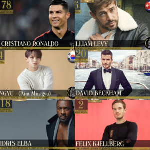 Hmm yes... Chris Evan's sweaters: HALLOF FAME  78  RANCE  h (2017)  5th APPEARANCE  HIGHEST: 29th (2016)  JU  UYEN  1  M¢  (LLIAM LEVY  CRISTIANO RONALDO  JUVENTUS  HAN  FA  20  OLD LADY FOOTBALLER  R/ MODEL/FINDS CHRIS EVANS' SWEATERS ITCHY  TIALL TAME  adidas  20  4  7th APPEARANCE  HIGHEST: 13th (2018)  ANCE  h (2019)  THE  100  MOS  FACE  2019  VENETIAN TAXI DRIVER  NGYU (Kim Min-gyu)  DAVID BECKHAM  HANDSOM  R/ SINGER / DANCER / LOVES CHRIS EVANS' SWEATERS  18  HALL*FAME  7th APPEARANCE  IGHEST: 3rd (2018)  5th APPEARANCE  HIGHEST: 2nd (2019)  EVIEW  IDRIS ELBA  FELIX KJELLBERG  ACTOR WHO WISHES HE HAD A CHRIS EVANS SWEATER  MR. BISOGNIN / FATHER TO JOERGEN AND SVEN  111111 Hmm yes... Chris Evan's sweaters