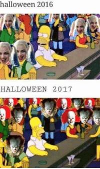 "Halloween, Memes, and Http: halloween 2016  HALLOWEEN 2017 <p>Tuesday, 31 October via /r/memes <a href=""http://ift.tt/2xcG0lC"">http://ift.tt/2xcG0lC</a></p>"