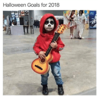CoCo, Goals, and Halloween: Halloween Goals for 2018  me cartel Congrats to the movie coco for winning an Oscar! 😍🙌