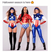 Funny, Halloween, and Memes: Halloween season is here Issa Vibe in these hot @fashionnova Halloween costumes 🔥Checkout their Halloween collection @fashionnova today! 👻www.FashionNova.com 🎃