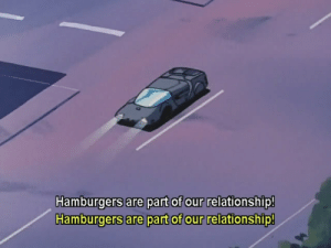 bnq:  : Hamburgers are part of our relationship!  Hamburgers are part of our relationship! bnq: