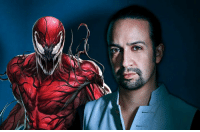 HAMILTON's Lin-Manuel Miranda is a huge fan of Carnage and would love to play him in the Marvel Cinematic Universe. http://tinyurl.com/hlnukue  (Brian): HAMILTON's Lin-Manuel Miranda is a huge fan of Carnage and would love to play him in the Marvel Cinematic Universe. http://tinyurl.com/hlnukue  (Brian)