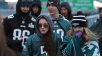 BREAKING: Eagles fans finally sober enough to return to work following  Feb 4th Super Bowl celebration. https://t.co/mMBZnZzsto: HAMPIONS  ag BREAKING: Eagles fans finally sober enough to return to work following  Feb 4th Super Bowl celebration. https://t.co/mMBZnZzsto
