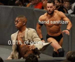 Funny, Memes, and For: hand sanitizer  0.01% Ofgem 20 Funny Memes for Your Saturday #funny