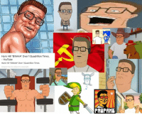 """Fall 2k18 mood board: Hank Hill """"BWAAA"""" Over 1 Quadrillion Times.  YouTube  Hank Hill BWAAA Over 1Quadrillion Times.  mages may be subject to copyrght  43  PRPPAME Fall 2k18 mood board"""