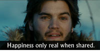 Memes, Wild, and Happiness: Happiness only real when shared. - Into the Wild 2007