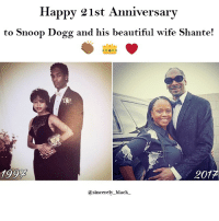 Congrats to this amazing couple!!! sincerelyblack myblackness melanin melaninonfleek melaninpoppin blackbeauty blackisbeautiful panafrican panafricanism blackpride blackpower black blackgirl blackman blackfamily blackbaby blacklivesmatter snoopdogg anniversary: Happy 21st Anniversary  to Snoop Dogg and his beautiful wife Shante!  2012  sincerely black. Congrats to this amazing couple!!! sincerelyblack myblackness melanin melaninonfleek melaninpoppin blackbeauty blackisbeautiful panafrican panafricanism blackpride blackpower black blackgirl blackman blackfamily blackbaby blacklivesmatter snoopdogg anniversary