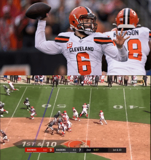 Happy 25th birthday, @bakermayfield! 🎂  Here's EVERY TD pass of his career…so far. https://t.co/5FD6UoDm1i: Happy 25th birthday, @bakermayfield! 🎂  Here's EVERY TD pass of his career…so far. https://t.co/5FD6UoDm1i