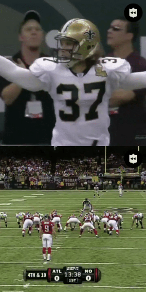 HAPPY 43rd BIRTHDAY to @saints legend Steve Gleason! ⚜  This @MBSuperdome moment: Amazing. His life since then: Inspiring. (via @NFLThrowback) @TeamGleason https://t.co/N2KJ72VBFE: HAPPY 43rd BIRTHDAY to @saints legend Steve Gleason! ⚜  This @MBSuperdome moment: Amazing. His life since then: Inspiring. (via @NFLThrowback) @TeamGleason https://t.co/N2KJ72VBFE
