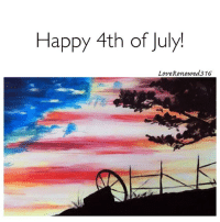 America, Blessed, and God: Happy 4th of July!  LoveRenewed316 Happy 4th of July to each and every one of you!🇺🇸❤️💙Today is a day that we can be thankful and grateful to God that we live in a free country. But today in the midst of our celebration of America, let's not forget the BEST kind of freedom there is, which is freedom in Christ Jesus. (2 Corinthians 3:17.). Please stay safe and don't drink and drive tonight. Also, continue to keep the USA in your prayers. Pray that God intervenes in the devils plans for this country and that through that, MANY hearts are led to Christ.👏🏼👏🏾 Have a blessed day everyone! happy4thofjuly christians freedom Jesus LoveRenewed316 RenewedMovement