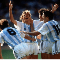 "Fifa, Memes, and World Cup: Happy 50th birthday to Claudio Caniggia! The striker represented Argentina at three FIFA World Cups, helping his team to the Final at the 1990 edition in Italy. He achieved hero status when, following a magnificent run by Diego Maradona, he scored the goal that took Argentina into the last eight at the expense of Brazil. ""That was the most important goal of my career, because we were really on the back foot and because of the rivalry we have with them,"" he said afterwards. HappyBirthday FelizCumpleaños Caniggia WorldCup Argentina Albiceleste ElHijodelViento ElPájaro"