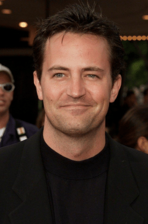 Happy 50th birthday to our Bing-a-ling Matthew Perry!: Happy 50th birthday to our Bing-a-ling Matthew Perry!