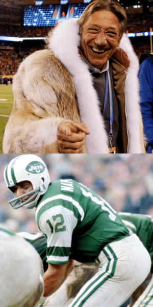 Birthday, Memes, and Happy: HAPPY 76TH BIRTHDAY to @ProFootballHOF QB @RealJoeNamath! ✈️ 27,663 career passing yards ✈️ First QB to throw for 4,000+ yards in a season ✈️ @SuperBowl III guarantee + MVP https://t.co/qzRTVi0SDh