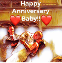 1 year down, 120 to go!! lucky anniversary love wife success happiness: Happy  Anniversary  Baby!! 1 year down, 120 to go!! lucky anniversary love wife success happiness