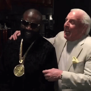 Birthday, Happy Birthday, and Happy: Happy Birthday goes out to #RicFlair! The Nature Boy turned 70 today! 🎂🎈🙏 @RicFlairNatrBoy 🎥: @RickRoss https://t.co/SjJV0nHAck