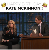 kate mckinnon: HAPPY BIRTHDAY,  KATE MCKINNON!!
