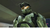 Happy birthday, Master Chief! Here's to a time when you were just getting started.: Happy birthday, Master Chief! Here's to a time when you were just getting started.