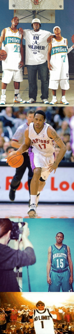 Happy Birthday, Master P!   The No Limit Records founder played with the Hornets during the 1998 preseason and Raptors during the 1999 preseason. https://t.co/LNEsEZB4VP: Happy Birthday, Master P!   The No Limit Records founder played with the Hornets during the 1998 preseason and Raptors during the 1999 preseason. https://t.co/LNEsEZB4VP