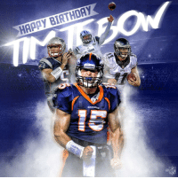 Join us in wishing @TimTebow a Happy 30th Birthday! https://t.co/Mgs2H981mY: HAPPY BIRTHDAY  NFL Join us in wishing @TimTebow a Happy 30th Birthday! https://t.co/Mgs2H981mY