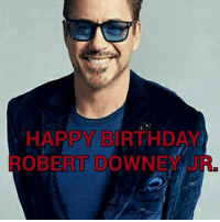 HAPPY BIRTHDAY TO THIS AMAZING MAN THANK YOU FOR GIVING US SUCH JOY AS BEING ONE OF THE MOST ICONIC HEROES ESPECIALLY TO ME 😭😭😭: HAPPY BIRTHDAY  ROBERT DOWNEY JR HAPPY BIRTHDAY TO THIS AMAZING MAN THANK YOU FOR GIVING US SUCH JOY AS BEING ONE OF THE MOST ICONIC HEROES ESPECIALLY TO ME 😭😭😭