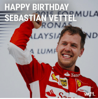 Happy 30th Birthday to the four-time world champion f1 formula1 scuderiaferrari sebastianvettel wtf1: HAPPY BIRTHDAY  SEBASTIAN VETTEL  FRMULA  FSBMULA  RON  LAYSIA  ND  A LUM  and  Ps  1. Happy 30th Birthday to the four-time world champion f1 formula1 scuderiaferrari sebastianvettel wtf1