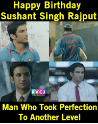 Sushant! rvcjinsta bollywood: Happy Birthday  Sushant Singh Rajput  RVC J  WWW. RVCJ.COM  Man Who Took Perfection  To Another Level Sushant! rvcjinsta bollywood