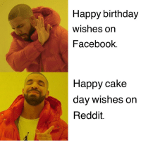 funny happy birthday: Happy birthday  wishes on  Facebook.  Happy cake  day wishes on  Reddit.