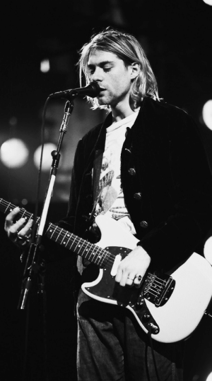 Mtv, Tumblr, and Blog: happy-blood:  12.13.93 - Pier 48 (MTV Live and Loud), Seattle, WA