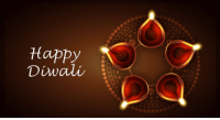 Light a lamp of Love, Blast a chain of sorrow, shoot a rocket of prosperity, and fire a flowerpot of happiness. Wish you a SPARKLING DIWALI! https://t.co/4m00abzUJD: Happy  Diwali Light a lamp of Love, Blast a chain of sorrow, shoot a rocket of prosperity, and fire a flowerpot of happiness. Wish you a SPARKLING DIWALI! https://t.co/4m00abzUJD