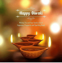 happy diwali: Happy Diwali  Wishing You and Your Family a lot of  Happiness, Prosperity and Sparkling Diwali