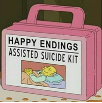 Memes, 🤖, and Happy Endings: HAPPY ENDINGS  ASSISTED SUICIDE KIT From @filthyredneck.v3