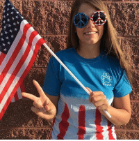 Memes, Happy, and Limited: Happy Fourth of July! Don't miss your chance to get our limited edition Americana tee! Order now at PawzShop.com