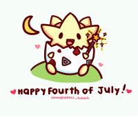 Happy 4th of July!: Happy Fourth of July!  sarang honeo12 tumblr Happy 4th of July!