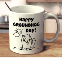 Memes, Groundhog Day, and 🤖: Happy  GROUNDHOG  Day!