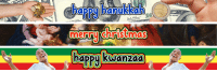 Shit, Hanukkah, and Happy: happy hanukkah  RESERS  NOTE  IEGALTN PRIVATE  Seretary of the   happy kwanzaa if one of these dont end up as the banner im gon flip my shit