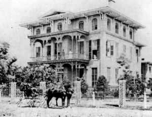 News, Happy, and History: Happy Juneteenth! It took over 2 years to get the news to Texas, but on this day in 1865 General Granger read the Emancipation Proclamation from the Ashton Villa balcony in Galveston. Just wanted to share.