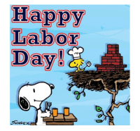 Happy Labor Day to all our friends and fans! We hope everyone is enjoying the long weekend with their 4-legged BFF's!: Happy  Labor  Day Happy Labor Day to all our friends and fans! We hope everyone is enjoying the long weekend with their 4-legged BFF's!