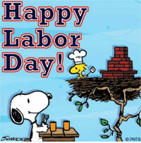 Labor Day: Happy  Labor  Day!  PNTS