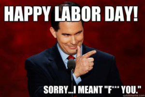 Labor Day Memes