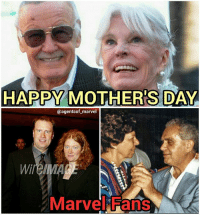 Memes, Mother's Day, and Stan: HAPPY MOTHERS DAY  @agents of marvel  Marvel Fans Stan Lee and Kevin Feige with their wives and Jack Kirby with his ex wife. 😍😍 . . . . . . . . . [ captainamericacivilwar doctorstrange thor spiderman avengers hulk robertdowneyjr blackpanther steverogers tonystark mcu marvel peterparker rdj theavengers iamgroot marvelcomics stanlee logan justiceleague civilwar captainamerica ironman deadpool starlord blackwidow groot scarletwitch wintersoldier buckybarnes ]