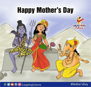 Happy Mothers Day: Happy Mother's Day  LAUGHING  #Mother&Day  /LaughingColours