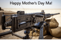 happy mother day: Happy Mother's Day Ma!