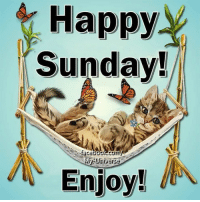 Auntie Mary popped on over with happy Sunday wishes!!!  <3: Happy  Sunday!  Enjoy! Auntie Mary popped on over with happy Sunday wishes!!!  <3