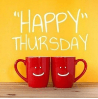 Good Morning Lover Faces!  Coffee in hand: HAPPY  THURSDAY Good Morning Lover Faces!  Coffee in hand