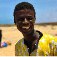 """""""Happy to meet you, let's start with my name, Alisidi mukuhtar, peace be upon you. I am recently 19, I love football, my favourite player is @cristiano I even have his skill. The most beautiful thing about a Somali woman is this: Somali women are beautiful because of their culture and customs. They really care about all people. I really love my wife, her name is Kahdija hussain Aden, we have been married 9 months. God willing we will have many children. Football is my hobby but for work I want to a doctor, to help the people recover from sickness, I want to spread light in the world."""" lovearmyhumans lovearmyforsomalia: """"Happy to meet you, let's start with my name, Alisidi mukuhtar, peace be upon you. I am recently 19, I love football, my favourite player is @cristiano I even have his skill. The most beautiful thing about a Somali woman is this: Somali women are beautiful because of their culture and customs. They really care about all people. I really love my wife, her name is Kahdija hussain Aden, we have been married 9 months. God willing we will have many children. Football is my hobby but for work I want to a doctor, to help the people recover from sickness, I want to spread light in the world."""" lovearmyhumans lovearmyforsomalia"""